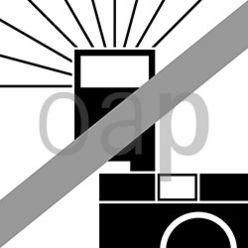 Fotografieren mit Blitz verboten