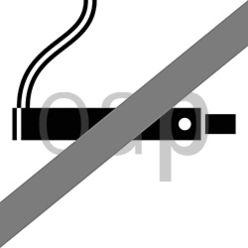 eZigarette verboten