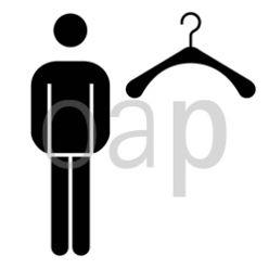Men's changing room