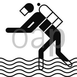 Diver rescue service